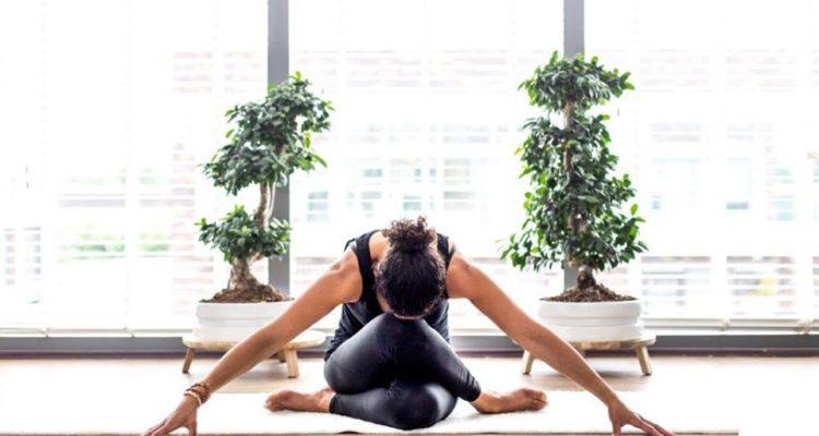 Yin Yoga, Een Verslag Van Mijn Eerste Les