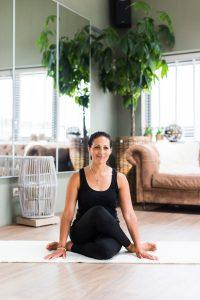 Lourens Kalverdijk en Yin Yoga voor meer energie en ontpanning