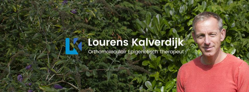 Lourens Kalverdijk helpt